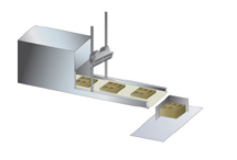 Ionizing Blower Neutralizing Thermoformed Trays